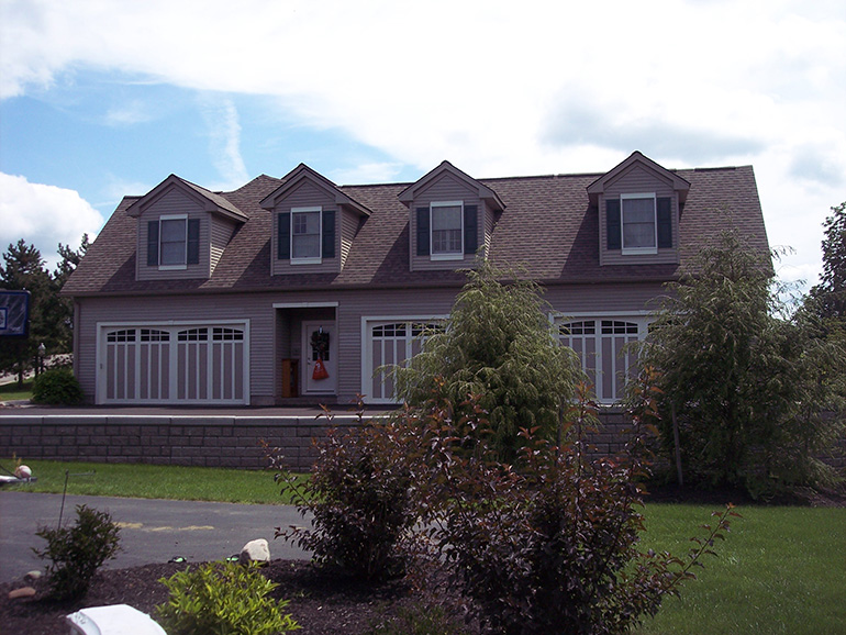 4 Car Garage and Bedroom Addition with Great Room Addition