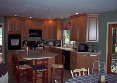 Palmyra, NY – Complete Kitchen Renovation