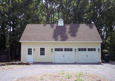 Various Garages – New and Renovated Garages