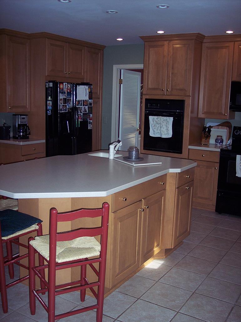 New/Renovated Kitchen