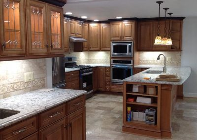Irondequoit, NY – Custom Kitchen Renovation