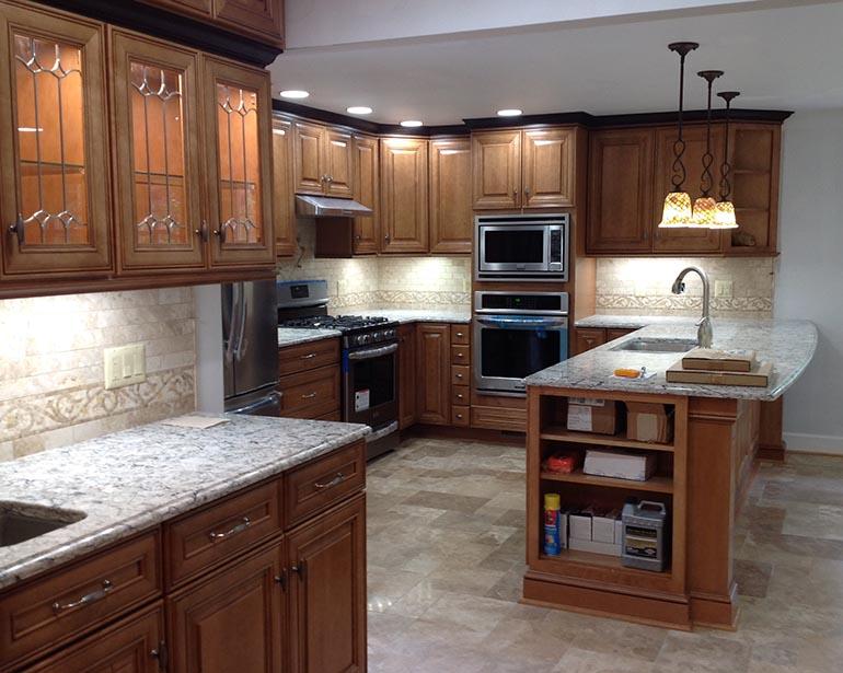 Irondequoit, NY – Custom Kitchen Renovation