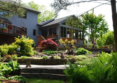 Fairport, NY – Great Room Addition