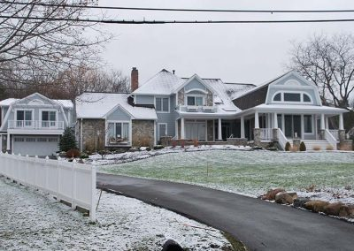 Canandaigua, NY – Family Room and Porch Addition Continued